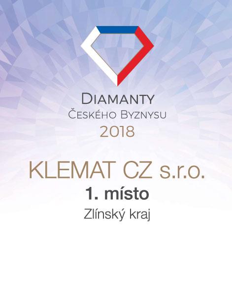 Diamanty českého byznysu 2018