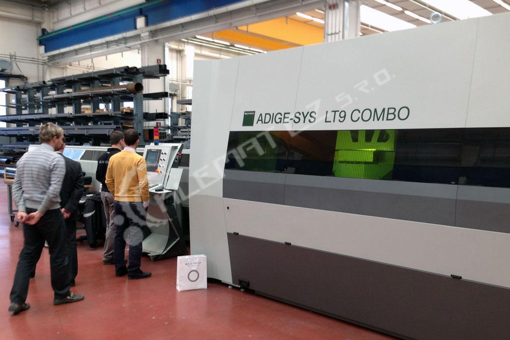 LT9 COMBO Laser